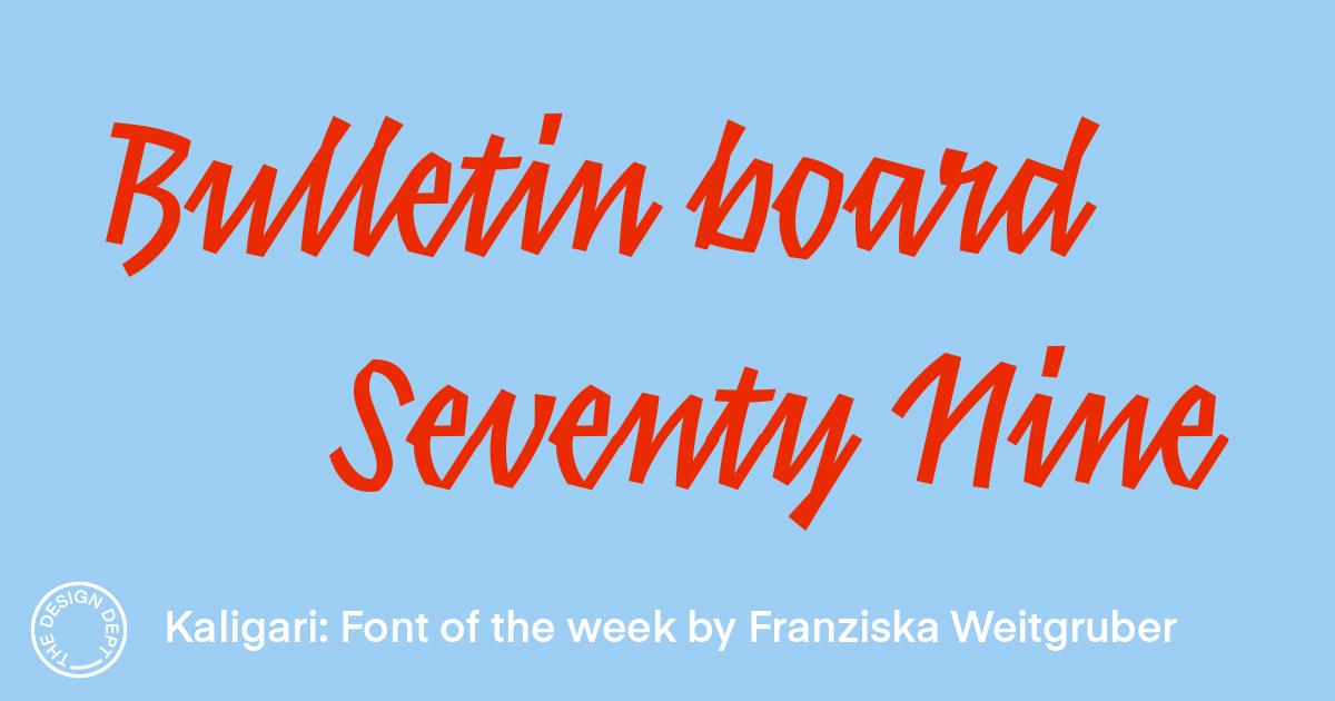 Bulletin Board #79