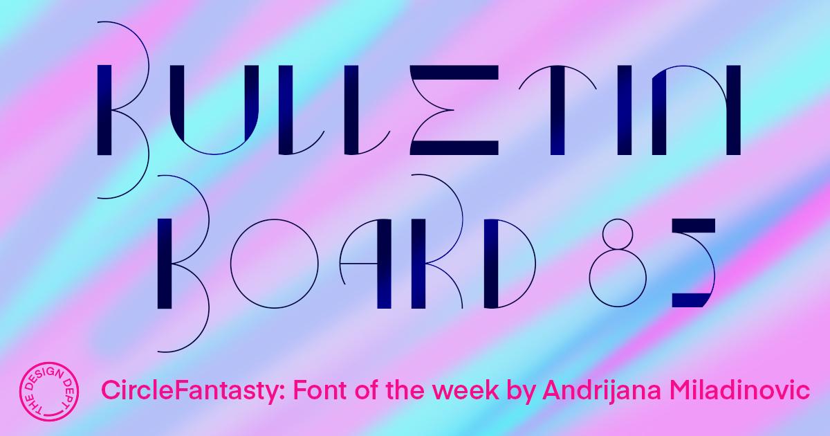 Bulletin Board #85