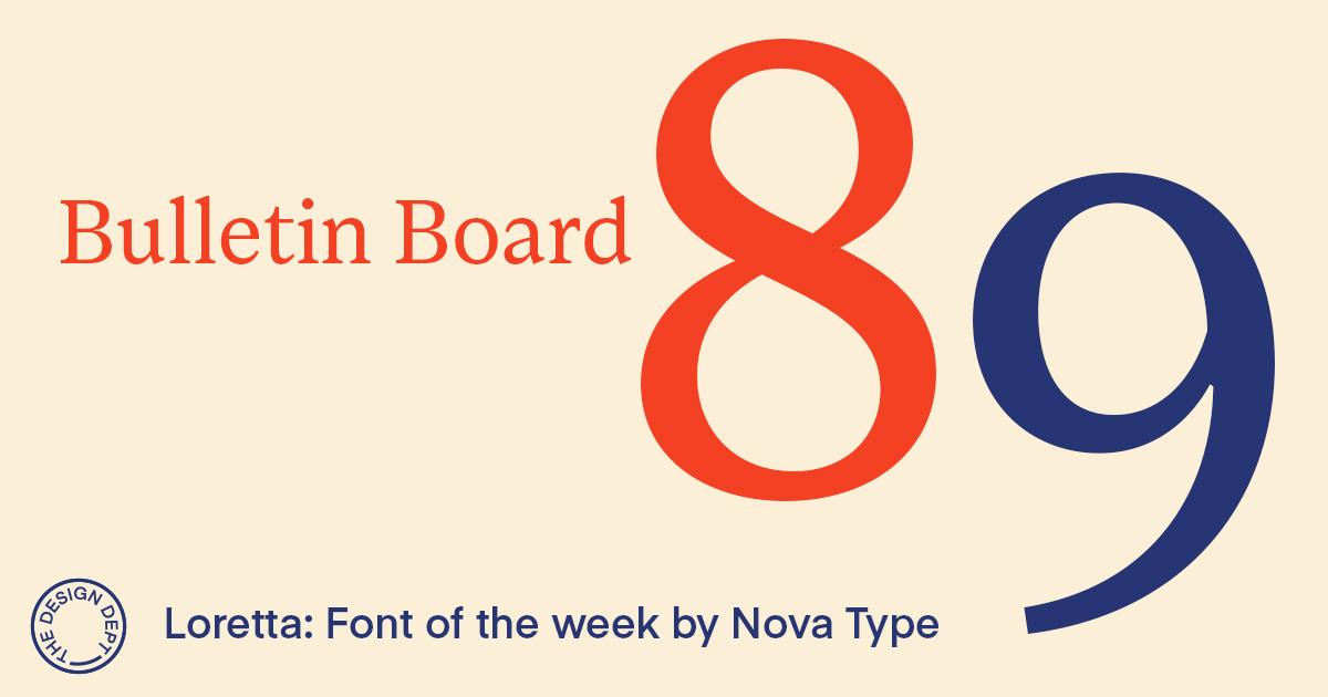 Bulletin Board #89