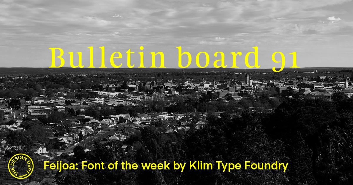 Bulletin Board #91