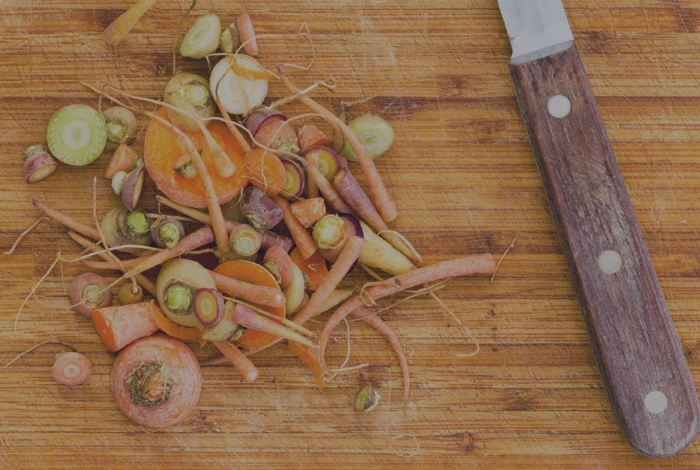 5 Earth-Friendly Ways To Use Food Scraps