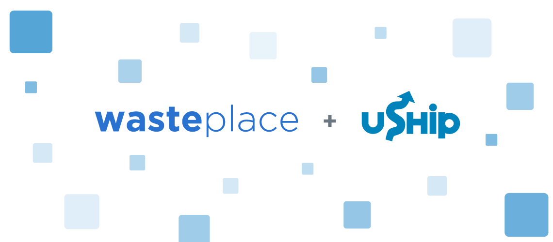 Removing Moving Waste: WastePlace Partners with uShip