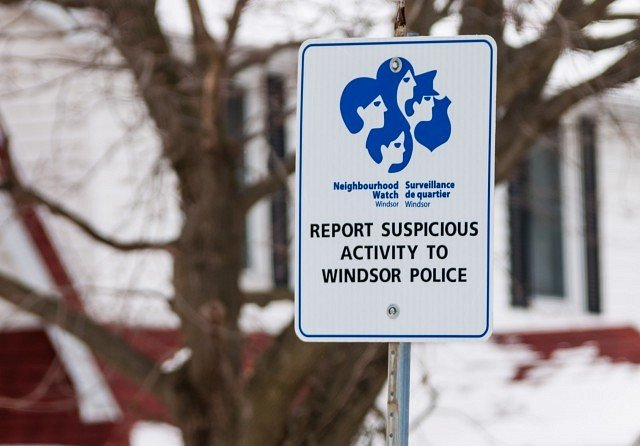 Image result for neighbourhood watch windsor sign