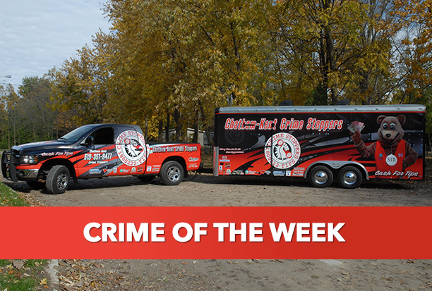 JM Security Canada Crime Stoppers Crime of the Week