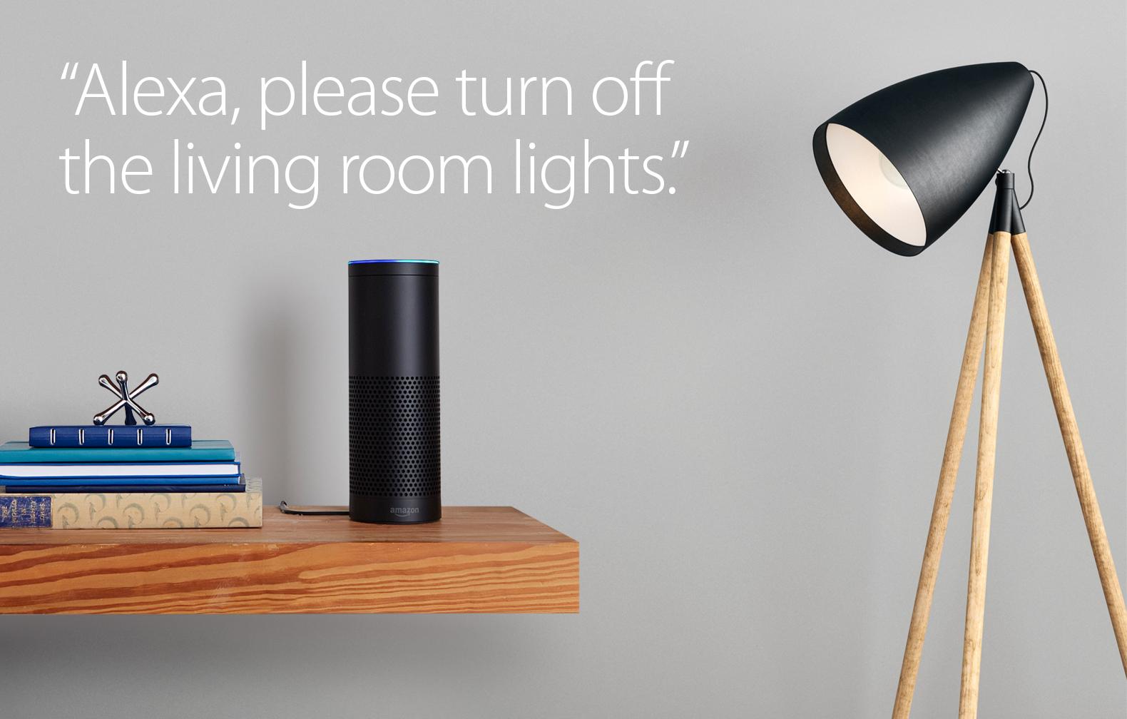 Smart Lights Alexa