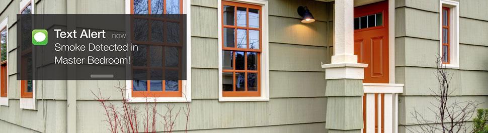 Smart Home Smoke Detector