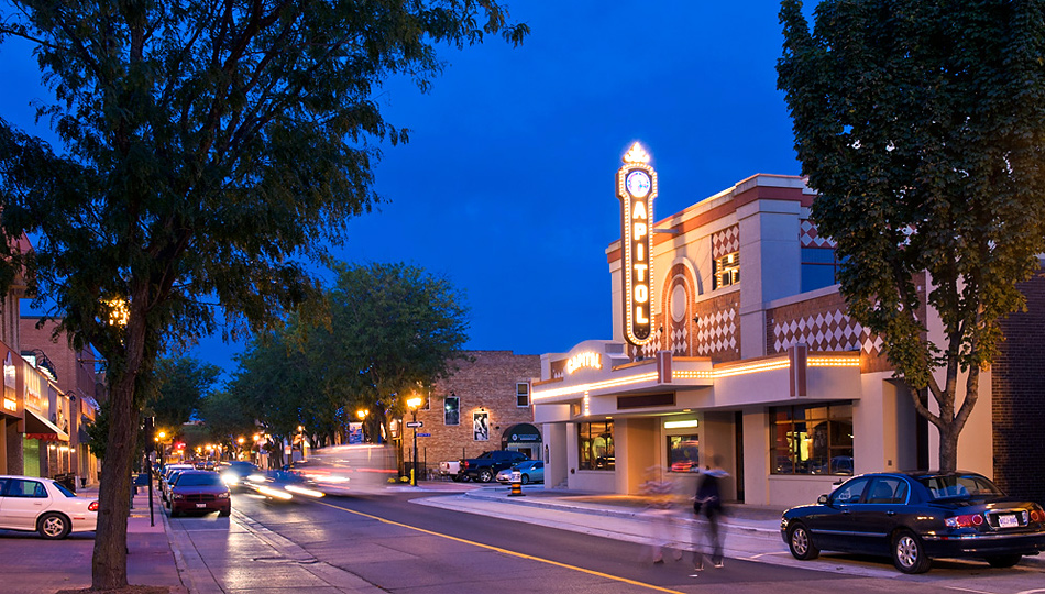 Downtown Chatham Ontario
