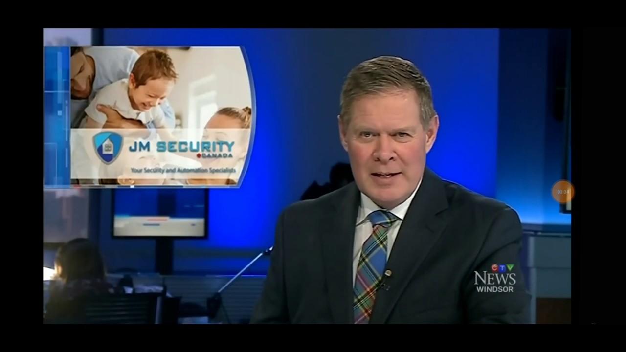 JM Security Systems Windsor
