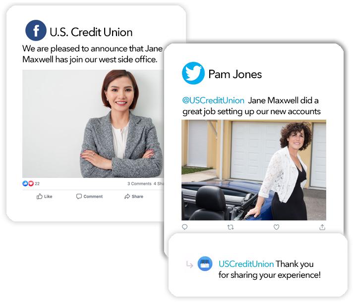 Credit Union Social Media