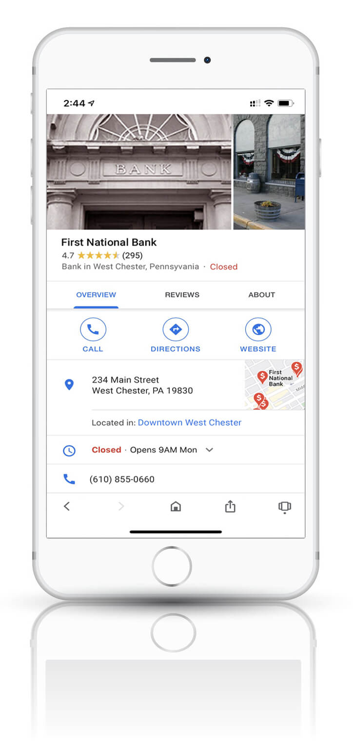 Google My Business Multi-Location Services