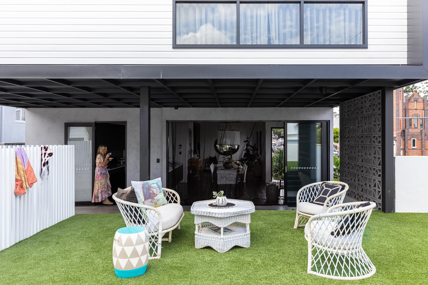 Custom home in Brisbane