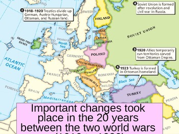 WWII: Between The World Wars