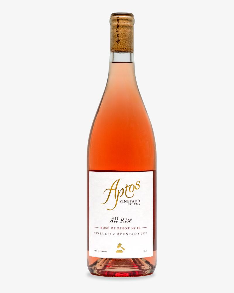 Aptos Vineyard 2020 Rosé of Pinot Noir