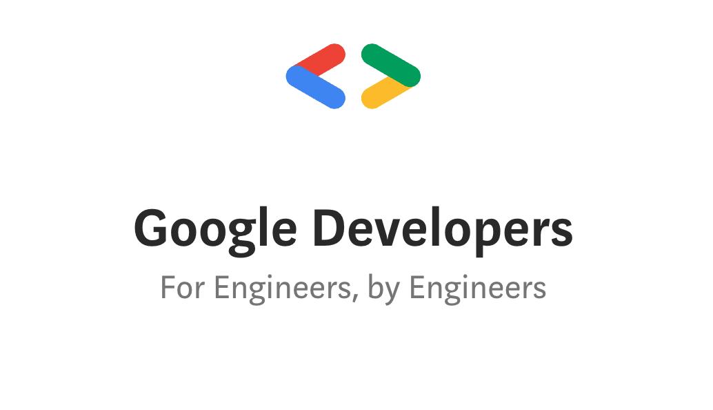 Google Developers techblog