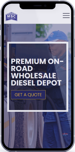 MSC Fuel Supplies is a on-road wholesale diesel facility in the Johannesburg region. They are veterans in the fuel transport and supply industry