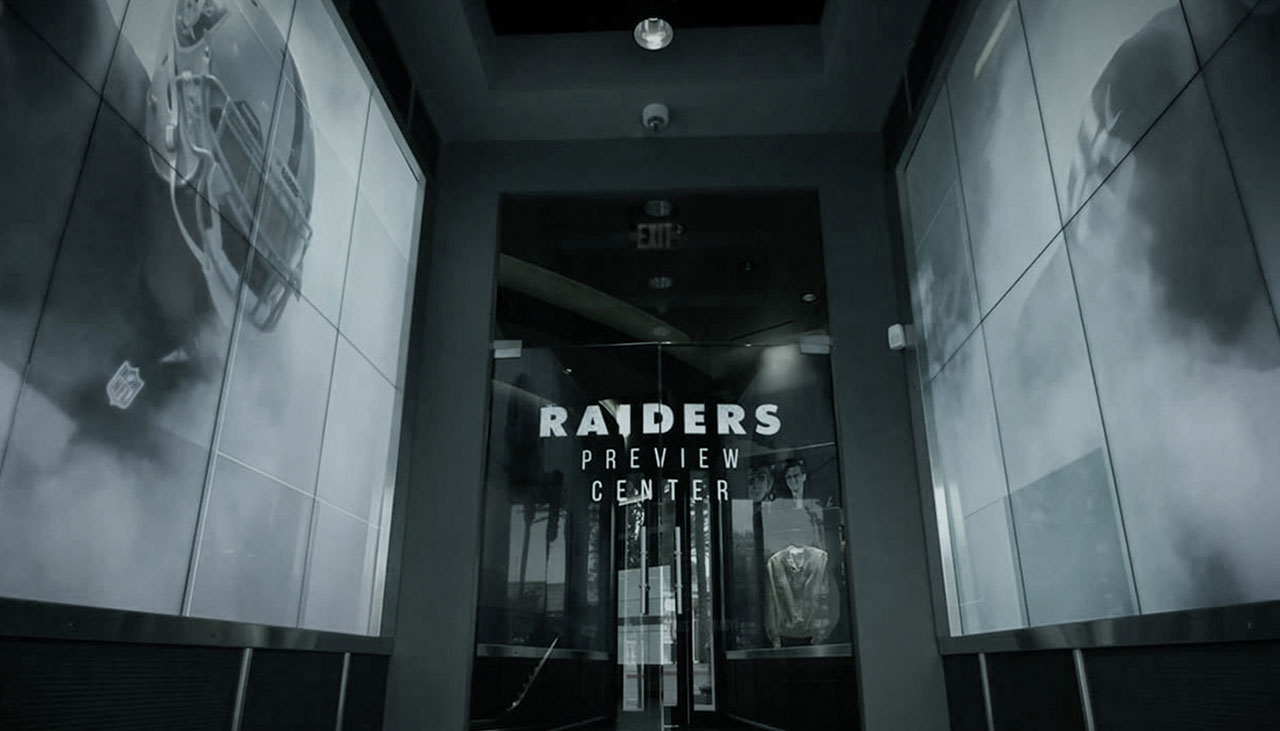 Raiders - Stadium Preview Center - Las Vegas, NV