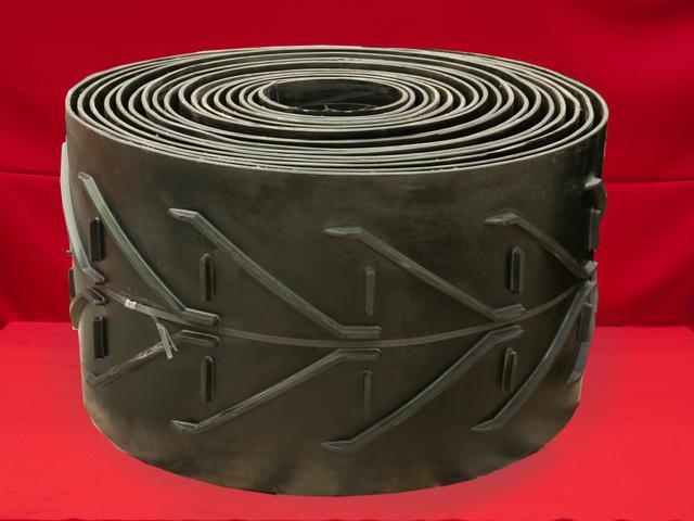 Chevron conveyor belt type Walter