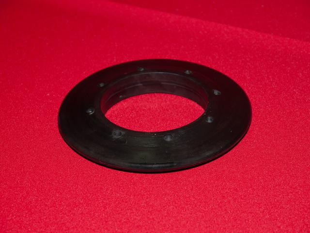 We are offering rubber discs of type A.
