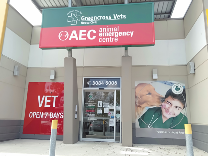 Greencross Vets Noosa Civic & Animal Emergency Centre - Noosa
