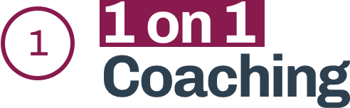 one-on-one business coaching