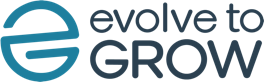 evolve to grow logo