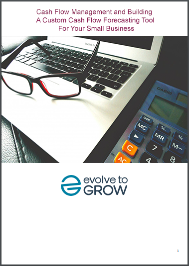 Cash Flow Management and Building A Custom Cash Flow Forecasting Tool For Your Small Business ebook