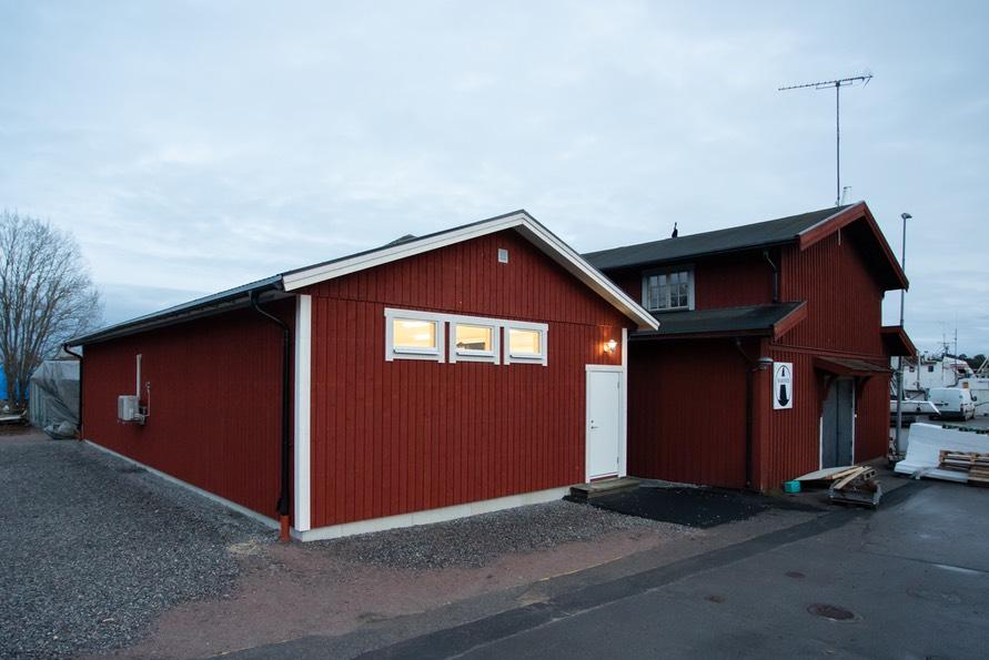 Loft i Sverige