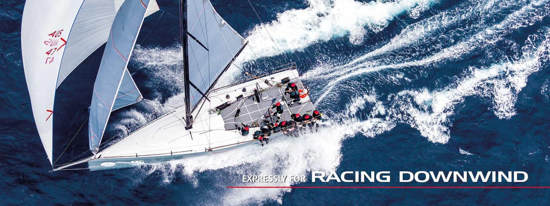 OneSails Racing undanvind