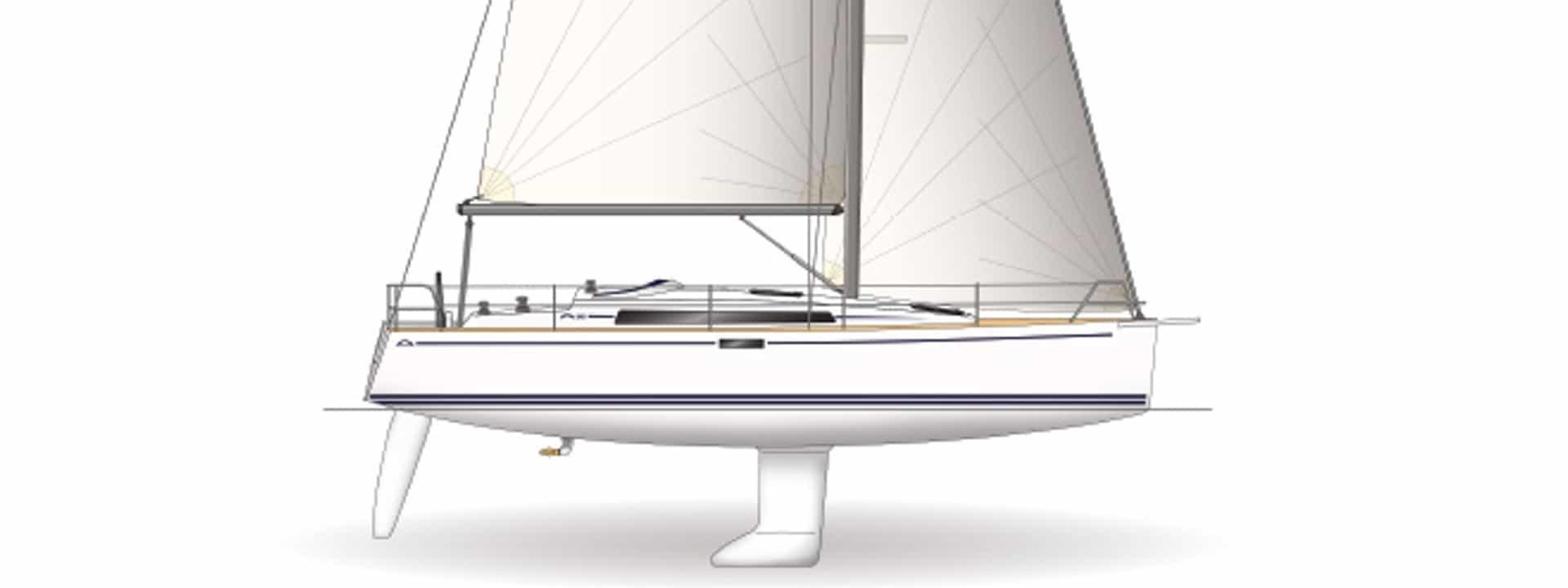 Segel till Arcona