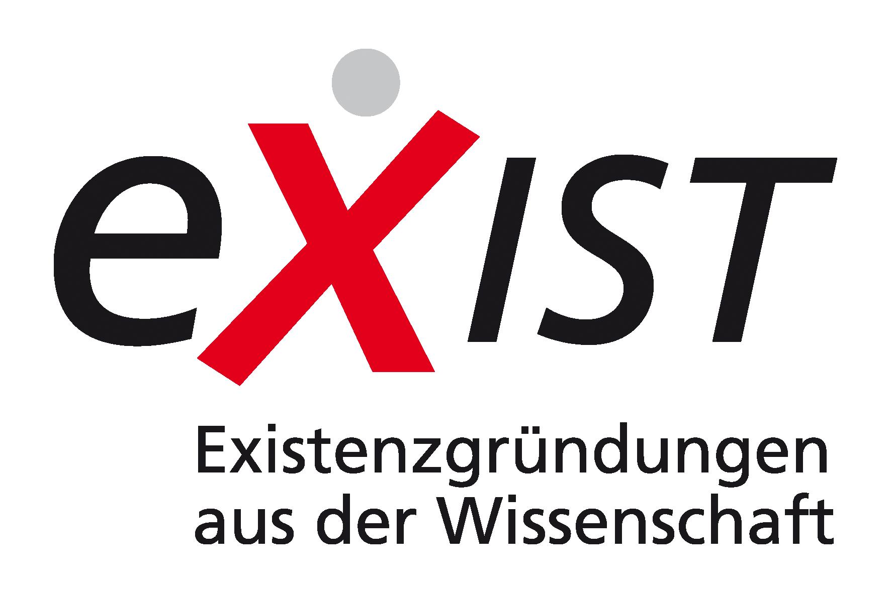 EXIST Gründungsstipendium Logo