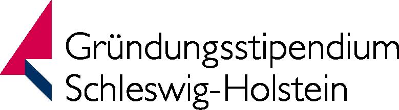 Gründungsstipendium Schleswig-Holstein Logo