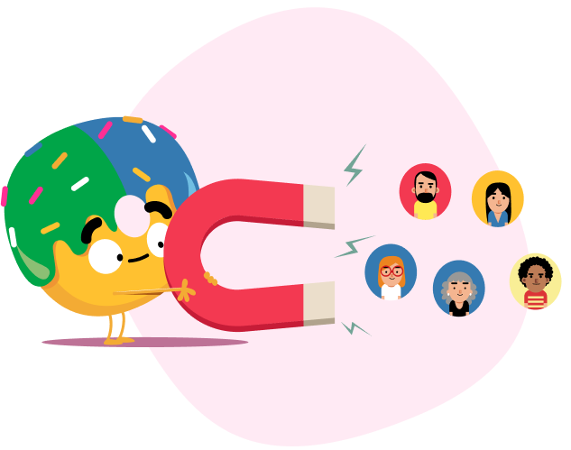 Donutz Digital - Get more clicks