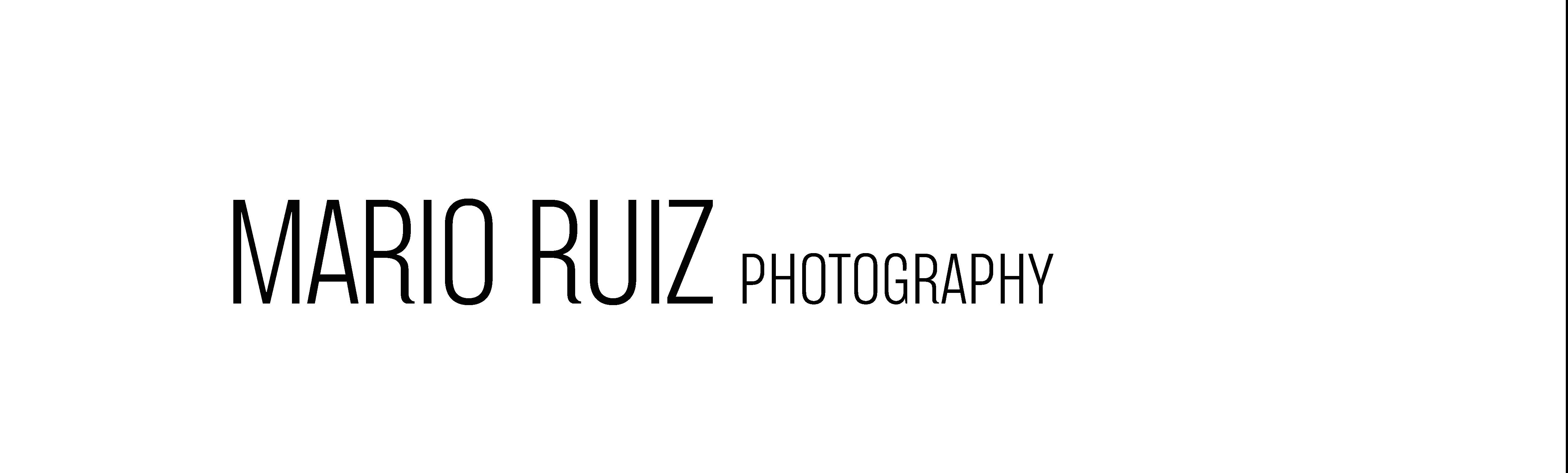 Mario Ruiz Photography - Trouwfotograaf en Bruiloft fotograaf Nijmegen en heel Nederland - logo