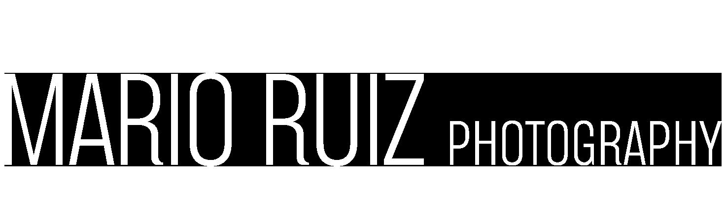 Logo Mario Ruiz Photography