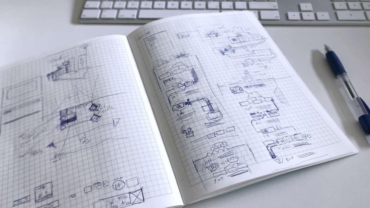 SABO Blog: New website sketches