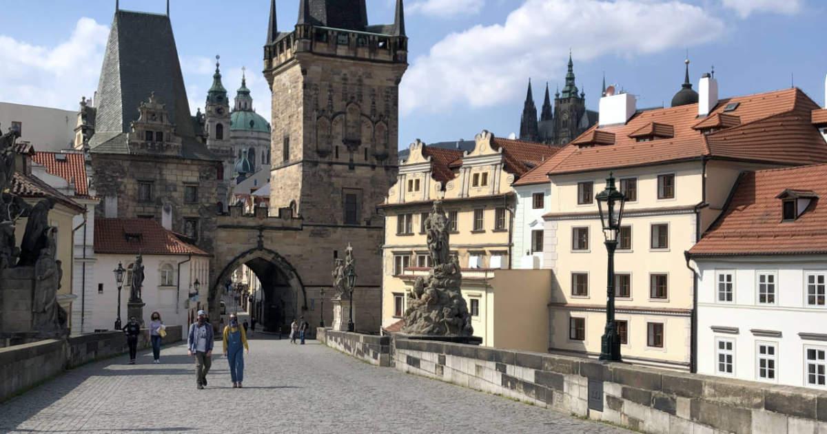 Zu Corona-Zeiten über die Grenze nach Tschechien
