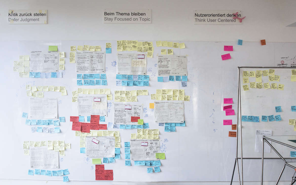 How Design Thinking Improves Modern Industry