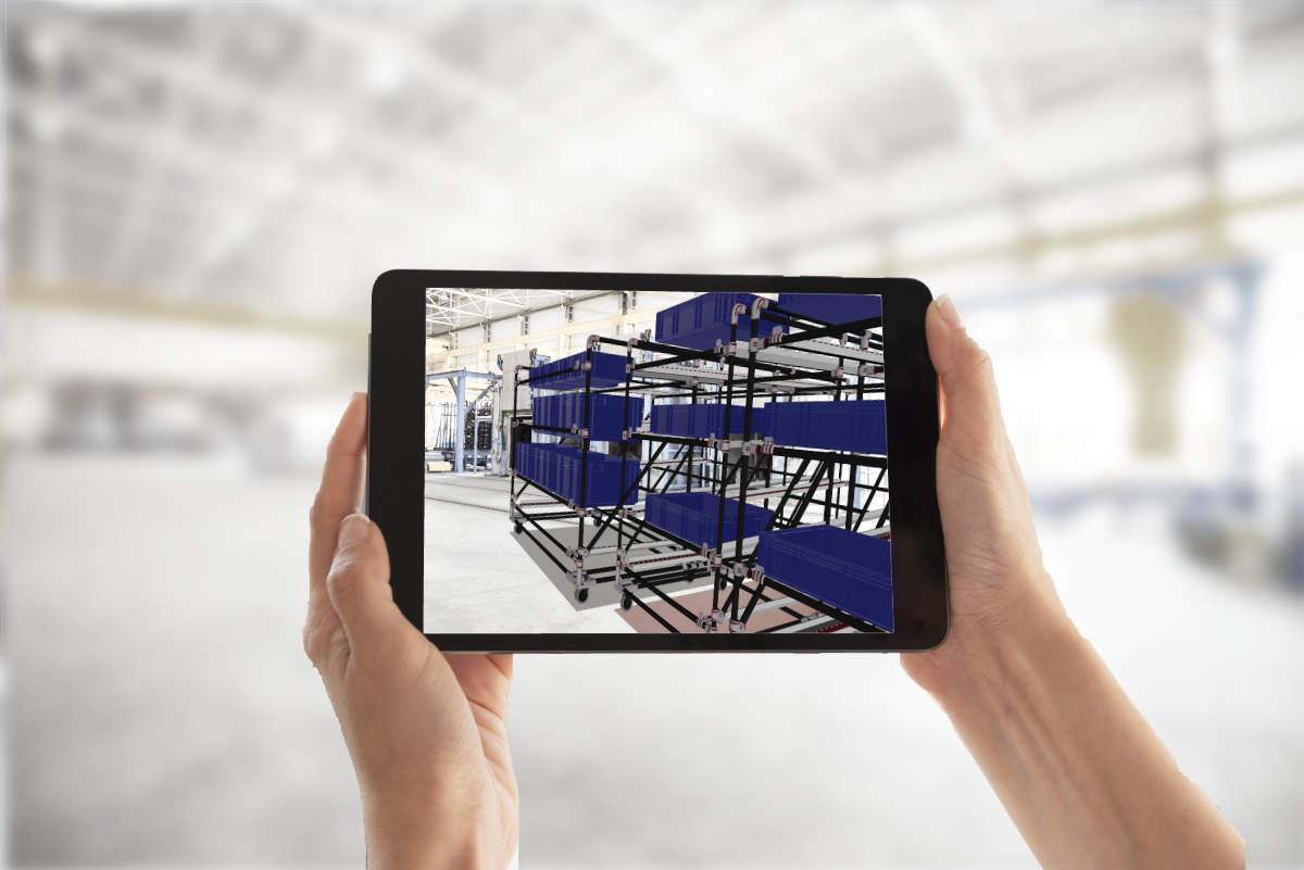 dpa Livescan – Augmented Reality app für iOS