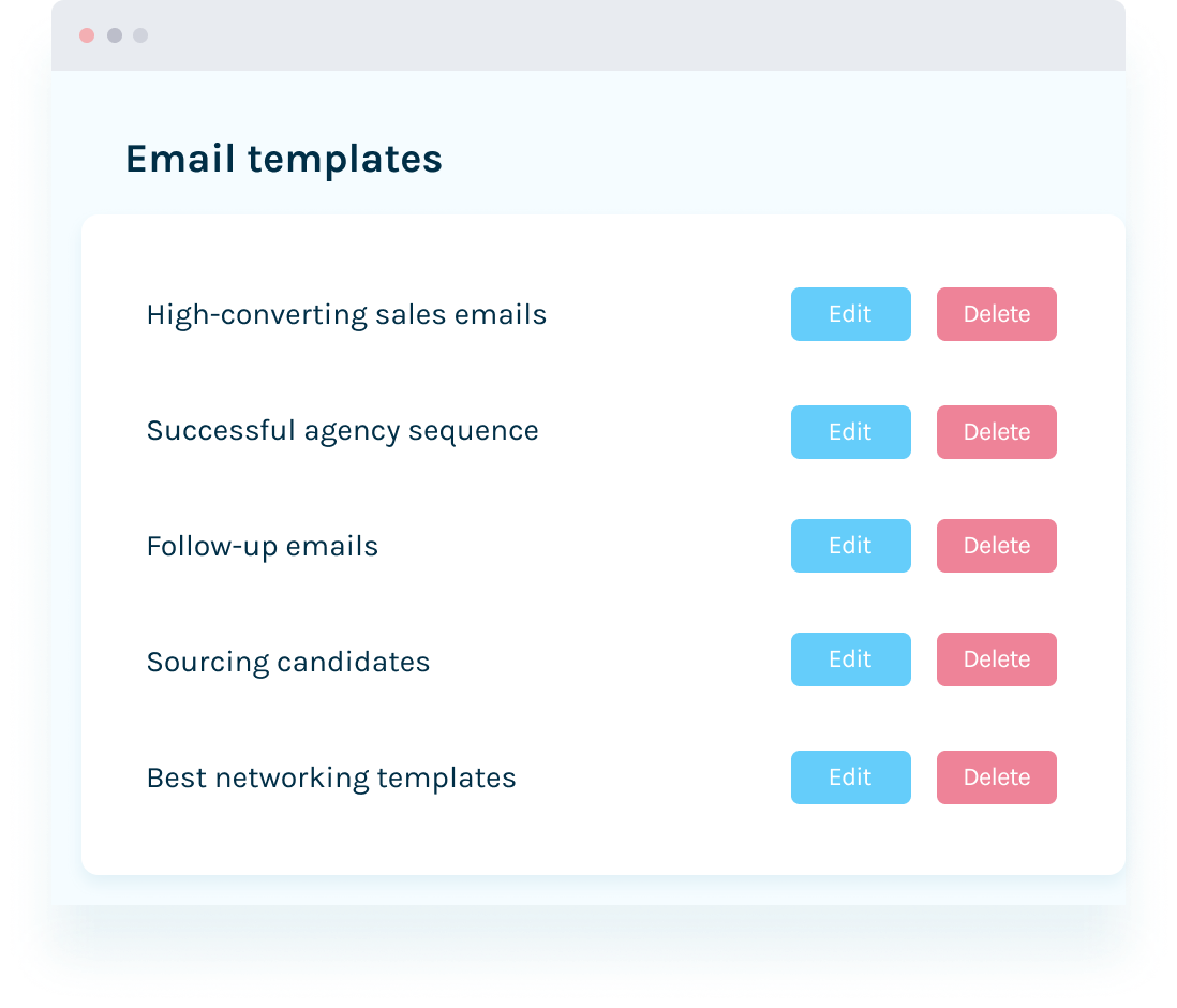 cold email templates lemlist