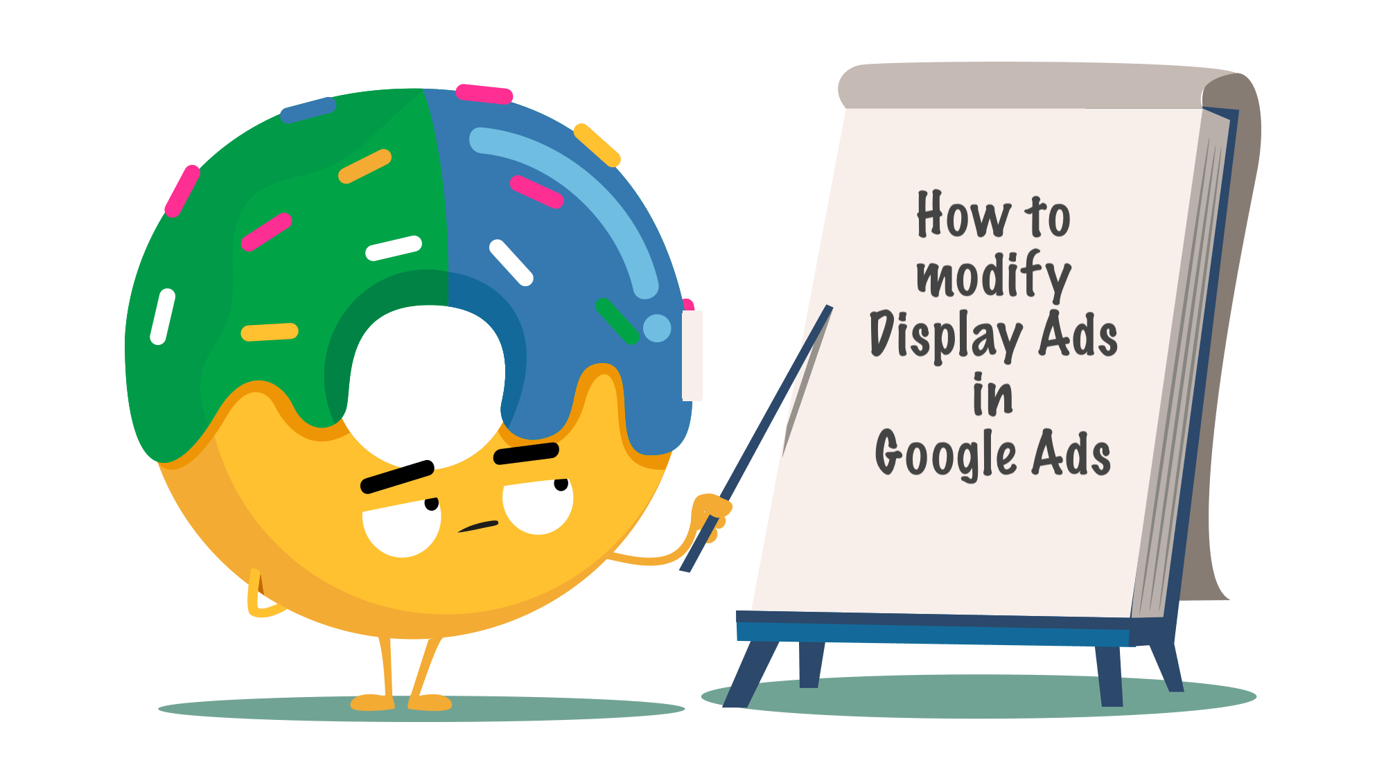 How to add or replace new display ads in Google Ads