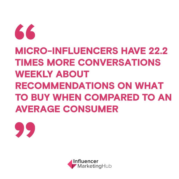 micro-influencers conversations