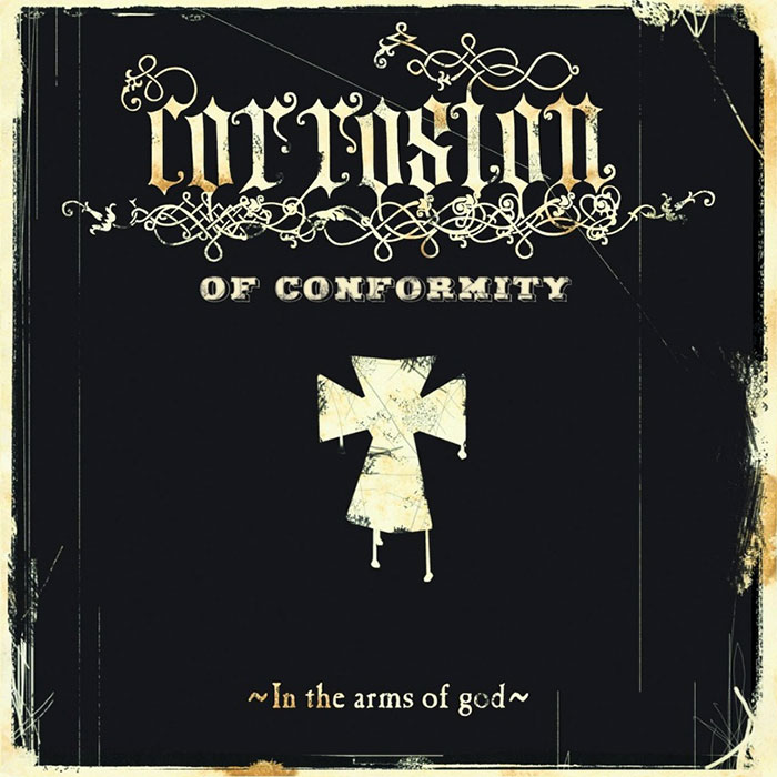 Album Cover COC In The Arms of God
