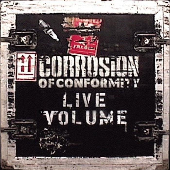 Live Volume Cover