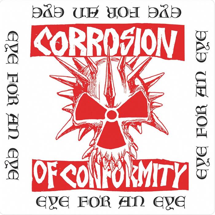 Album Cover COC Eye For An Eye