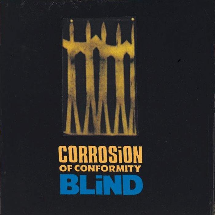 Album Cover COC Blind