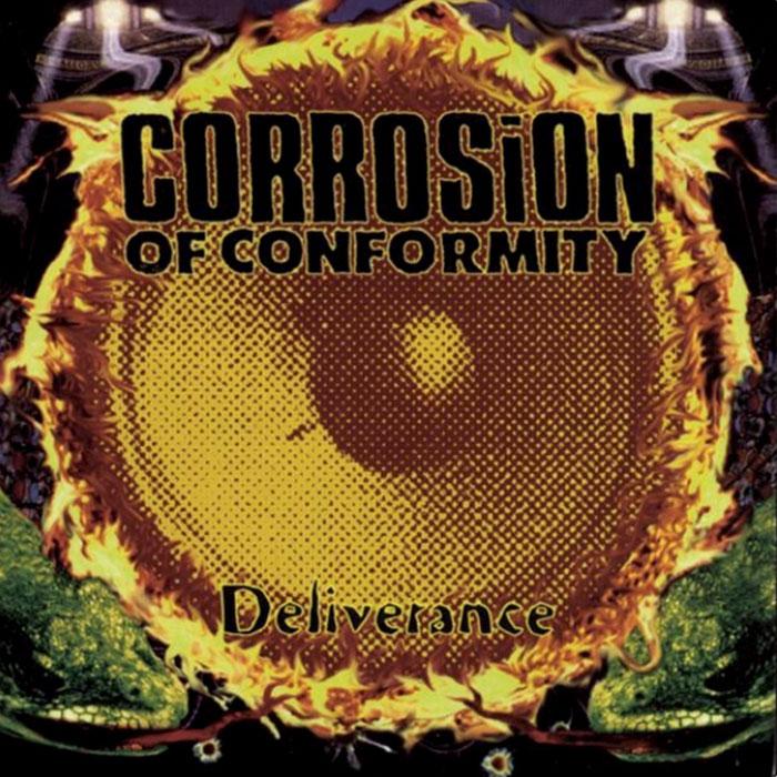 Album Cover COC Deliverance