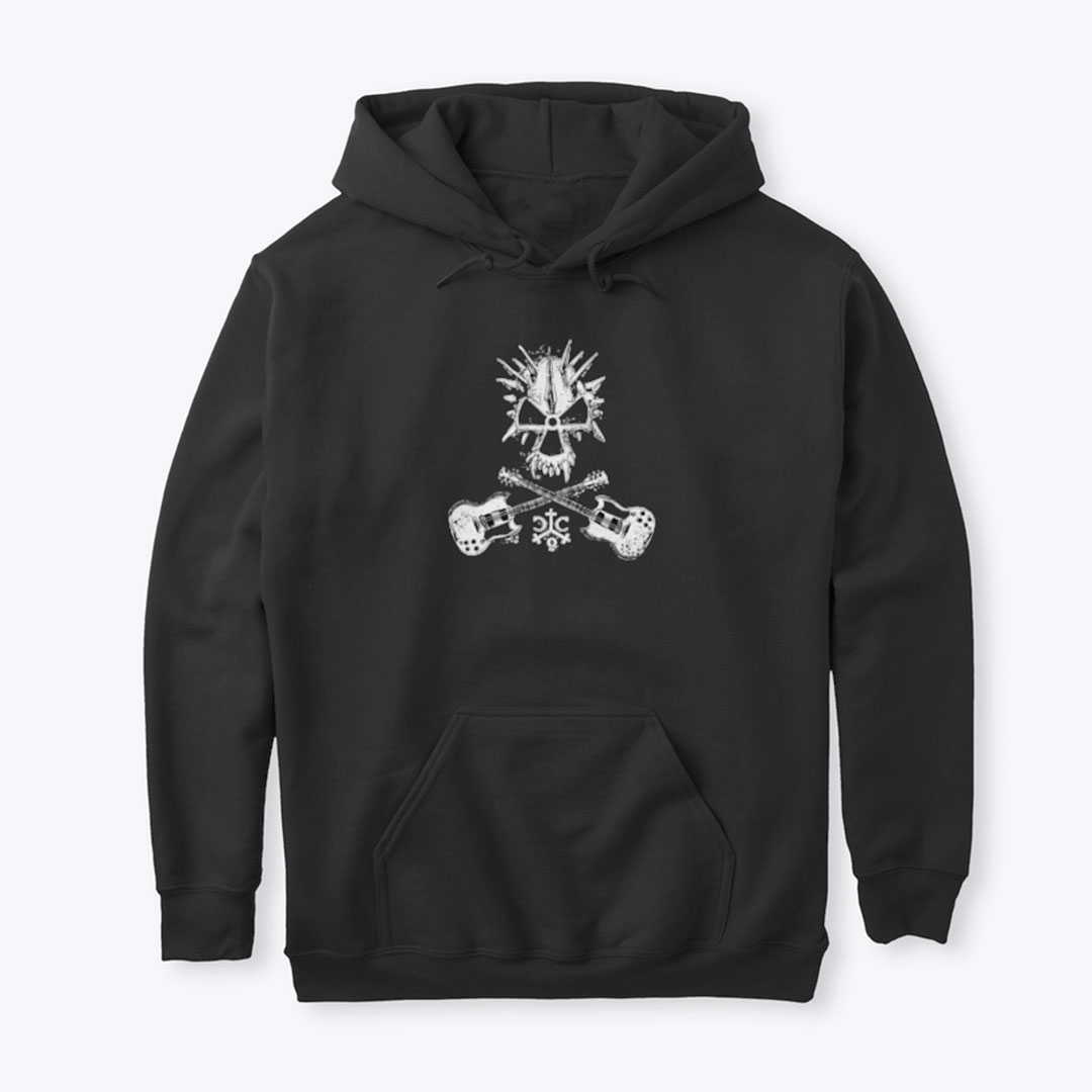 Corrosion of Conformity Cross'd Guitars Hoodie