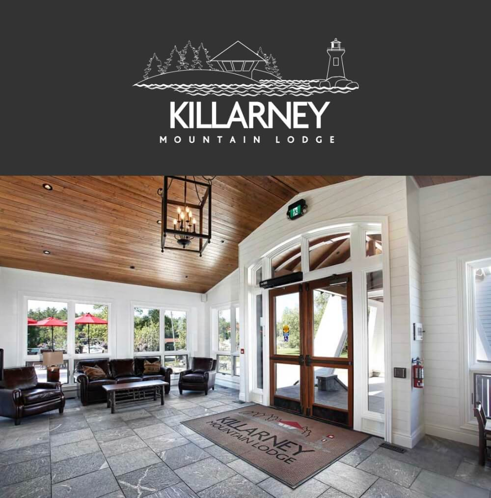 Killarney Mountain Lodge, where rustic simplicity meets refined elegance.