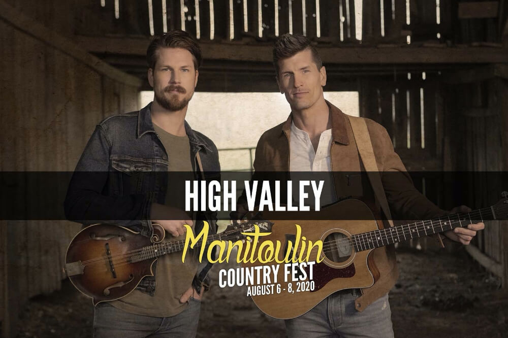 Experience the best of country music at Manitoulin Country Fest.