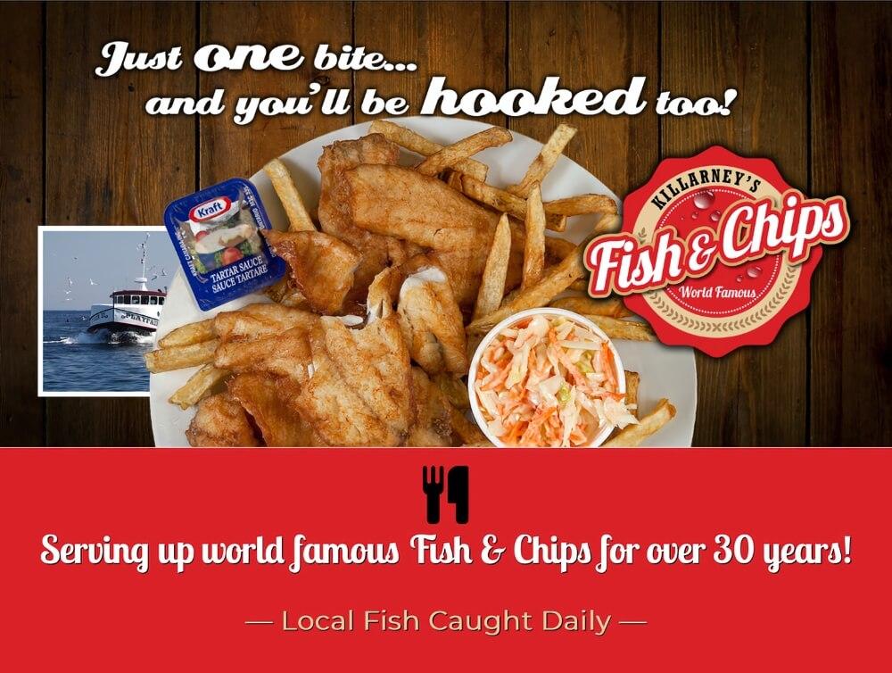 Herbert's Fish & Chips